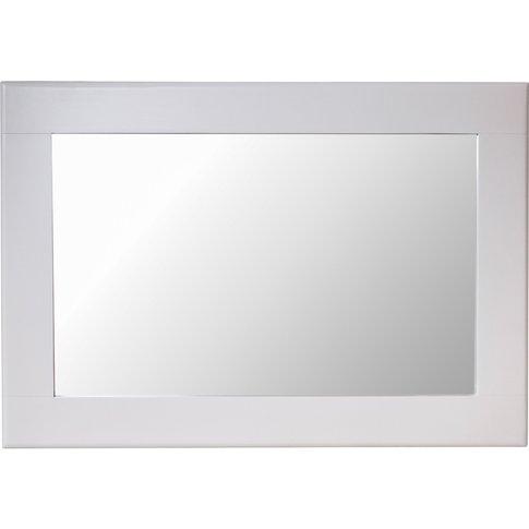 Daniella Grey Wall Mirror