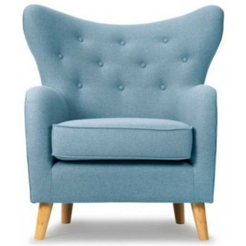 Wilfred - Armchair - Blue