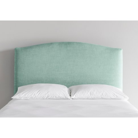 Astor 6' Super King Size Headboard In Mineral Fresh
