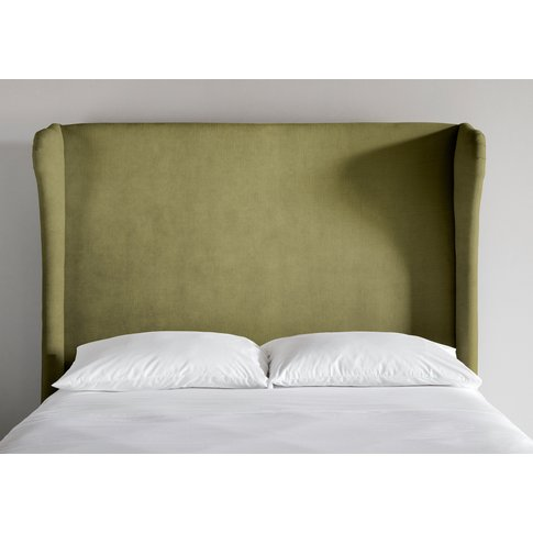 St Anton 6' Headboard In Olive You Too