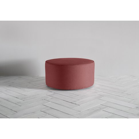 Lucy Footstool In Chelsea Trouser
