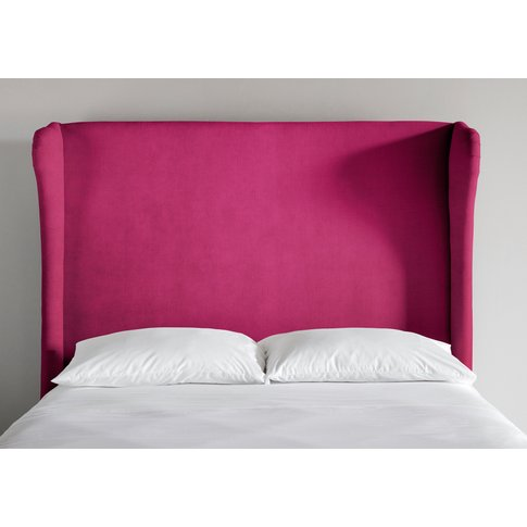 St Anton 4''6' Headboard In Fresh Azalea