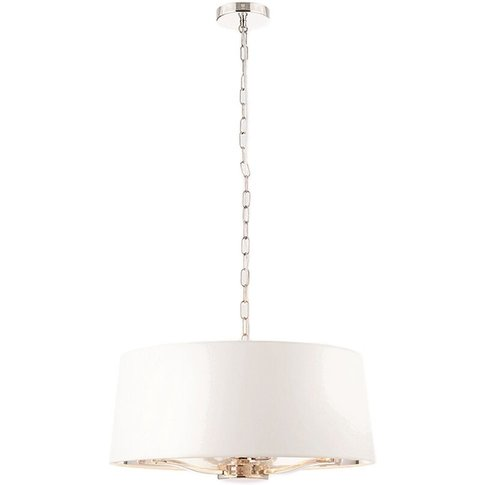 Tristan Silver Pendant With Shade