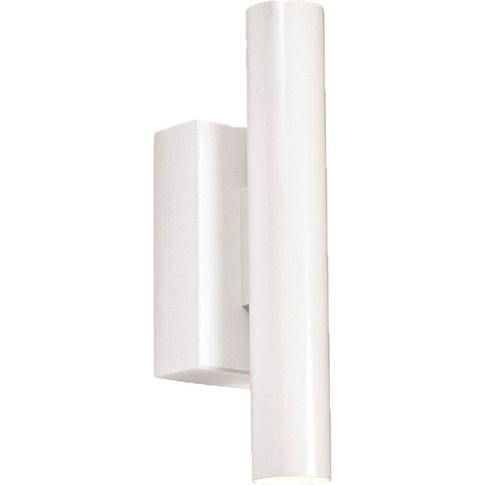 Loire Up And Down Wall Light In White