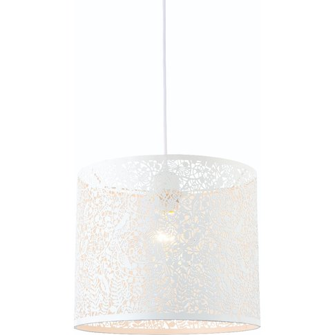 Cicero Lamp Shade In Ivory