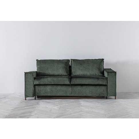 George Three-Seater Sofa Bed In Scottish Estate
