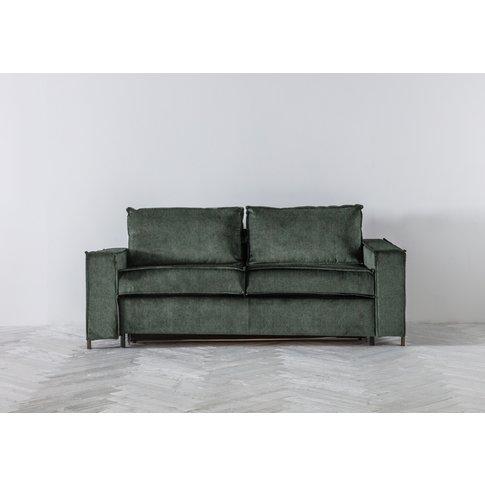 George Three-Seater Sofa Bed In Scottish Estate