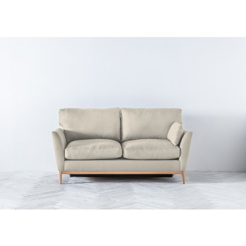 Nora Three-Seater Sofa Bed In Dover Cliffs