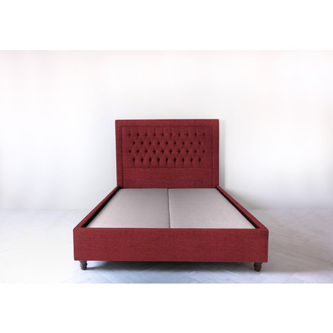 Mia 4'6'' Double Bed Frame In Tokyo Dawn
