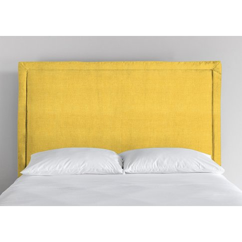 Tilly 5' Headboard In Summer Buttercup