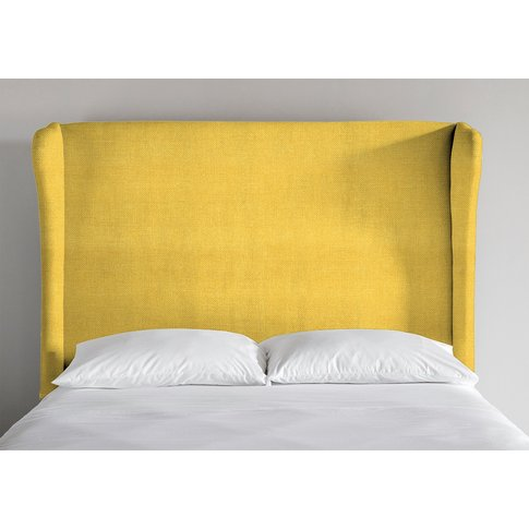 St Anton 5' Headboard In Summer Buttercup