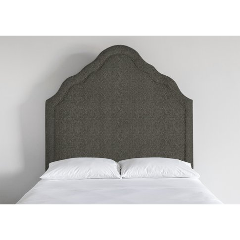 Kew 5' King Size Headboard In Oil Spill