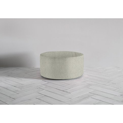 Lucy Footstool In Pearl River