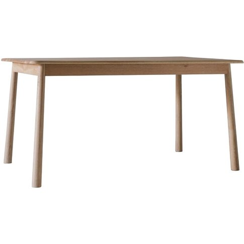 Rebecca Oak Dining Table