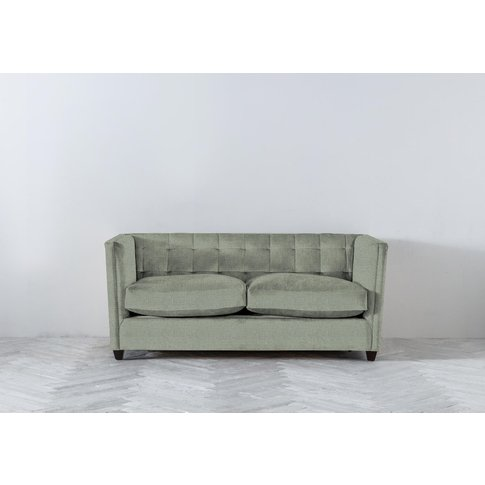 Lia Three-Seater Sofa Bed In Peppermint