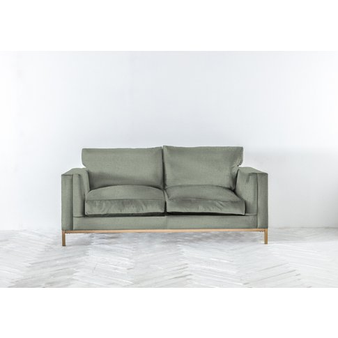 Jamie Three-Seater Sofa Bed In Peppermint