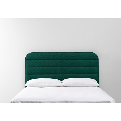 Scott 4'6 Double Size Headboard In Ocean Reef""