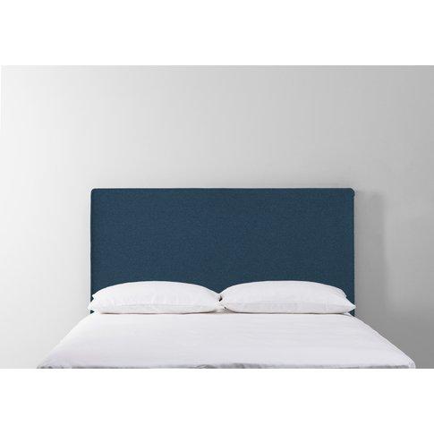 Calvin 3' Single Size Headboard In Oxford Blue