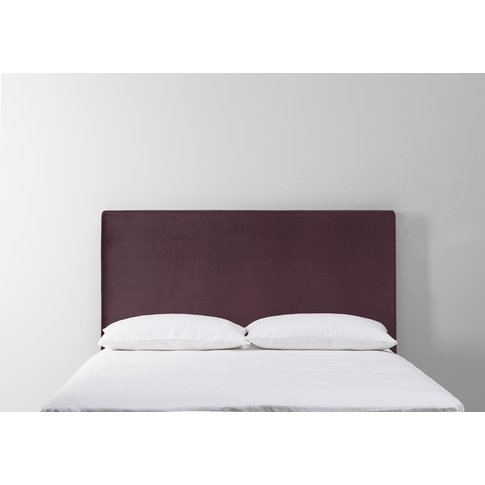 Calvin 6' Super King Size Headboard In Grapes Of Wrath