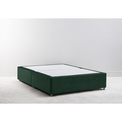 Buxton 6' Super King Size Bed Base In Trident's Ento...