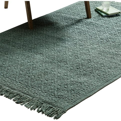 Veronica Rug In Green