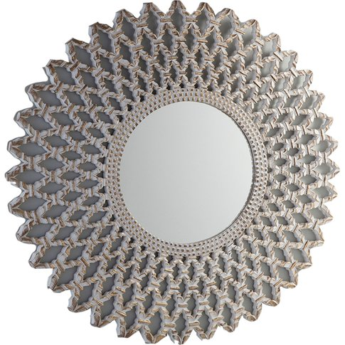 Sonia Round Wall Mirror