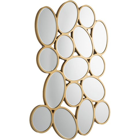 Colleen Ovals Wall Mirror