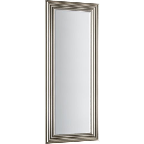 Chase Full Length Wall Mirror In Champagne