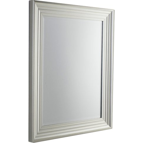 Chase Small Wall Mirror In Champagne
