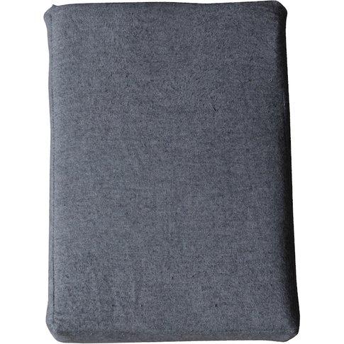 Hayden Grey Fitted Sheet,3' Single