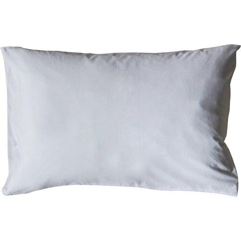 Lena White Pillowcase, Pair