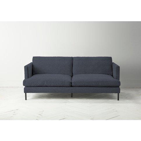 Justin Three-Seater Sofa In Georgian Bay