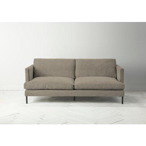 Justin Three-Seater Sofa In Welsh Flint