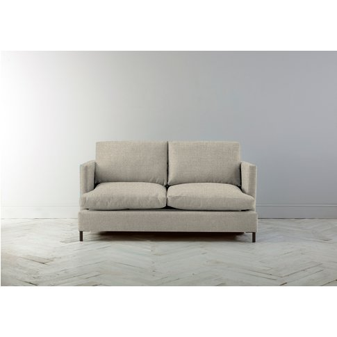 Justin Three-Seater Sofabed In Bone Grey