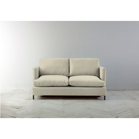 Justin Three-Seater Sofabed In Chantilly Cream