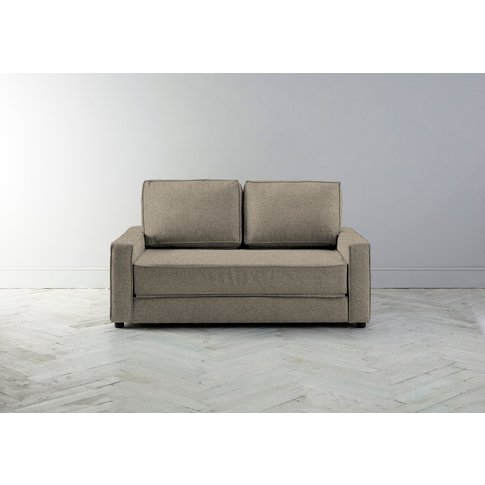 Dacre Two-Seater Sofabed In Welsh Flint