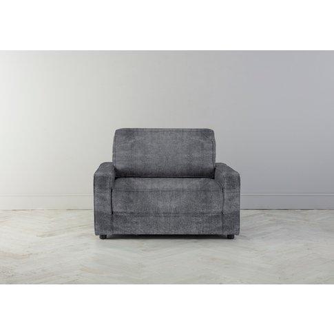 Dacre Single Sofabed In Rhino Grey
