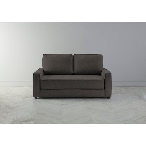 Dacre Three-Seater Sofabed In Mocha