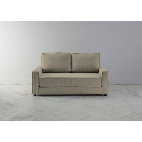 Dacre Three-Seater Sofabed In Winter Rye