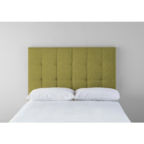Hopper 4'6 Double Headboard In Granny Smith""