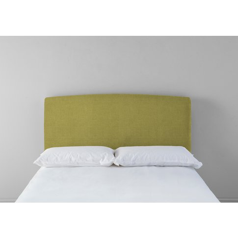 """Ted 4'6 Double Headboard In Granny Smith"""""""