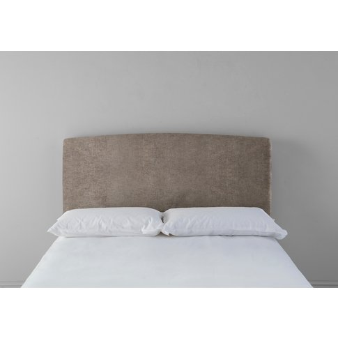 Ted 6' Super King Headboard In Limestone