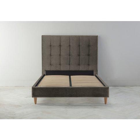 Hopper 6' Super King Bed Frame In Tortellini