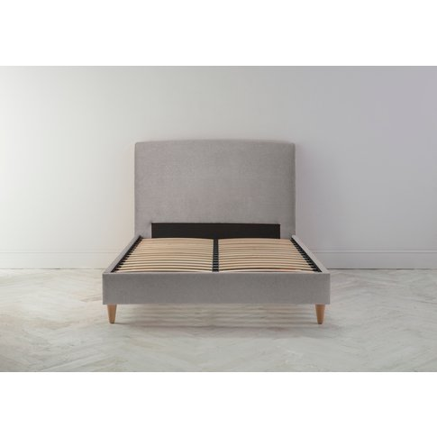 Ted 6' Super King Bed Frame In Pearl River