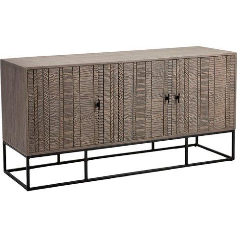 Ollin Acacia Sideboard