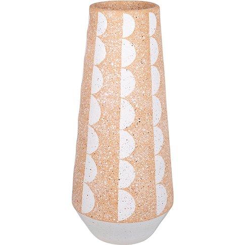 Saxon Large Vase