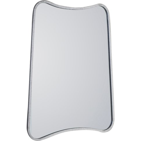 Ari Wall Mirror In Silver