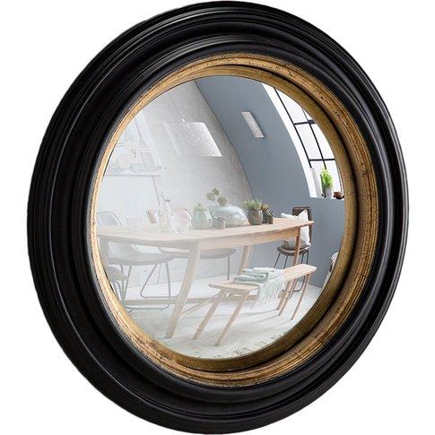 Wakow Convex Wall Mirror, Small