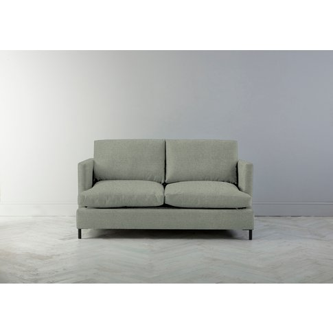 Justin Two-Seater Sofa In Peppermint