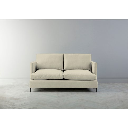 Justin Two-Seater Sofa Bed In Chantilly Cream